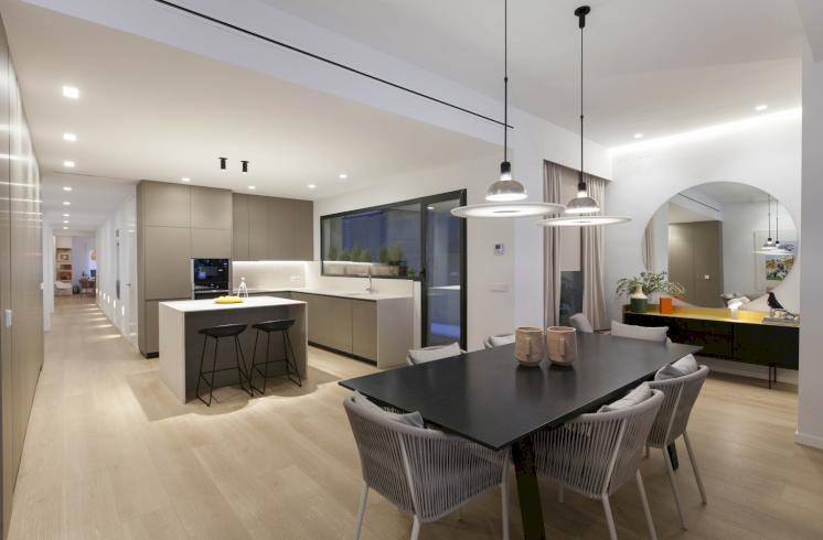 Moderno apartamento céntrico en Valencia.
