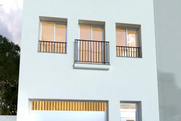 Venta de casa en construcción en el centro de Valencia, en pleno barrio de El Carmen.