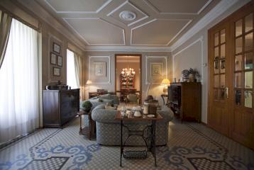 Espectacular piso en una de las zonas más prestigiosas de Valencia.