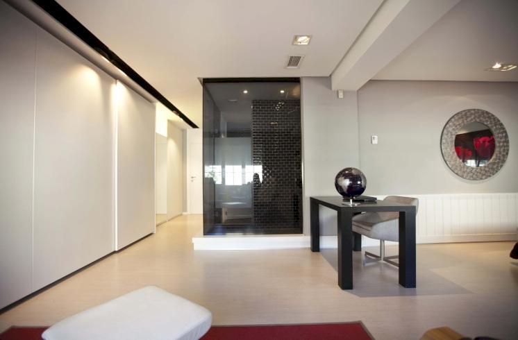 Piso de diseño moderno en alquiler en Campanar, Valencia.