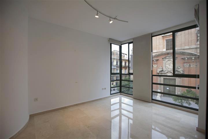 Moderno apartamento en el centro de Valencia.