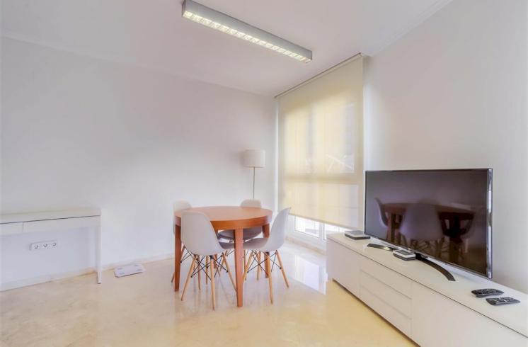 Apartamento en alquiler  en el centro de Valencia.