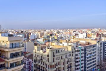 Piso en alquiler en calle Xàtiva, Valencia.