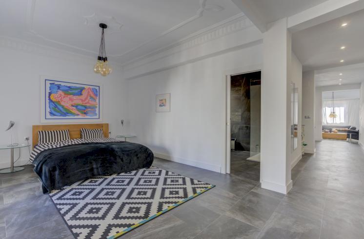 Piso de un dormitorio en venta en Arrancapins, Valencia.